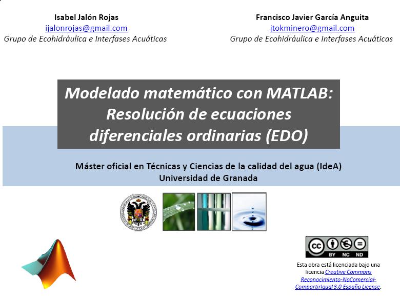 Presentación seminario Matlab